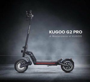 K G2 Pro Elektrische step