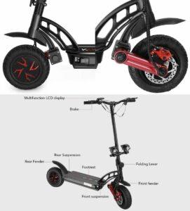 Kugoo G-Booster specificaties