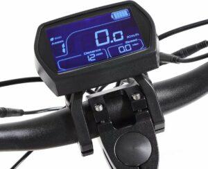 Kugoo G2 Pro Elektrische step display